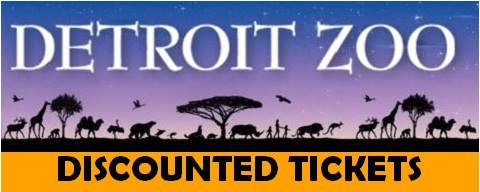 Detroit Zoo discounted tickets